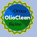 Olioclean Ricino e Ortica 250 ml