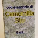 Olio Essenziale Camomilla Blu 5 ml