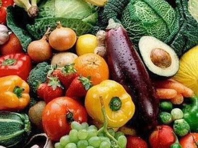 Frutta e verdure biologiche