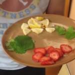 Acqua mineralizzate di frutta e vegetali