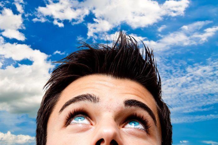 capelli e cielo
