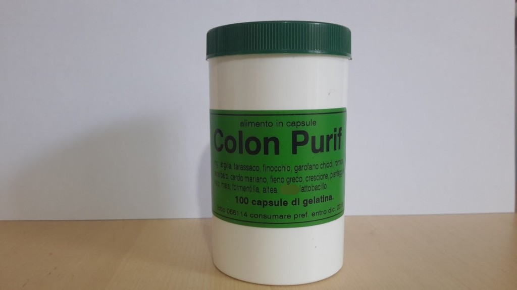 Colon purif