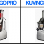 Differenze fra Estraggo Pro e Kuvings B 6000