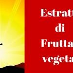 Video sugli estratti di frutta e vegetali